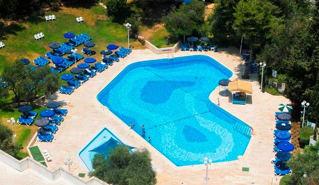 Beautiful Pool - Price dropped! 50% off!! - 2 Room Suite at Ramada Renaissance Hotel - Jerusalem - rentals