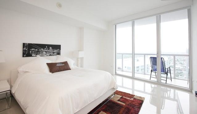 Bedroom - Sky City at Icon Brickell 1-bedroom - Coconut Grove - rentals