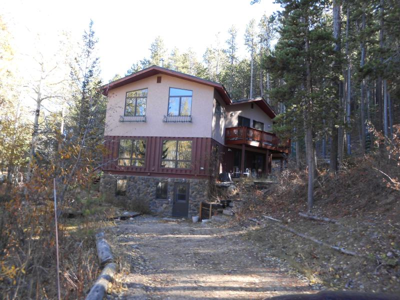 exterior - Grizzly Peak Cabin - Red Lodge - rentals
