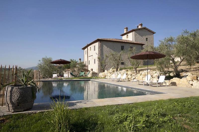 Villa Il Forte - Image 1 - Bagno a Ripoli - rentals