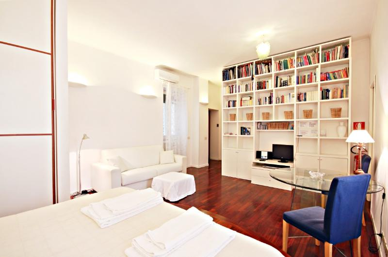 living - Luxury City center wi fi a/c Jac near Vatican city - Rome - rentals