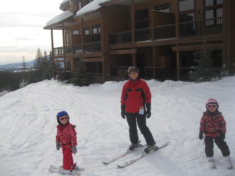 ski right from your door - Timberstone Lodge 3 bedroom Condo true ski in/out - Kimberley - rentals