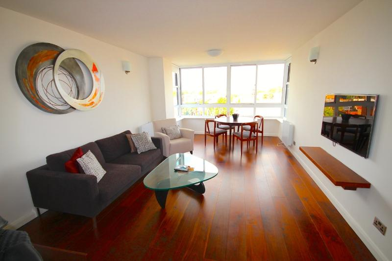 Chelsea - Living room - Luxurious 2 bedrooms flat in Chelsea/South Kensington - London - rentals