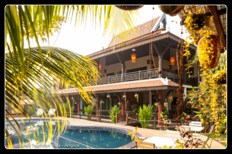 Your private Villa in Angkor - Image 1 - Siem Reap - rentals