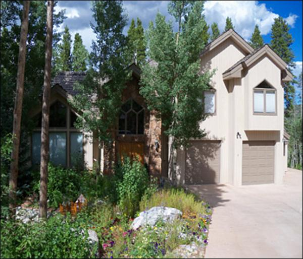 Located Near the Chair Lifts - Expert Ski In/Ski Out Access Only - Nestled in a Forest Setting (13323) - Breckenridge - rentals