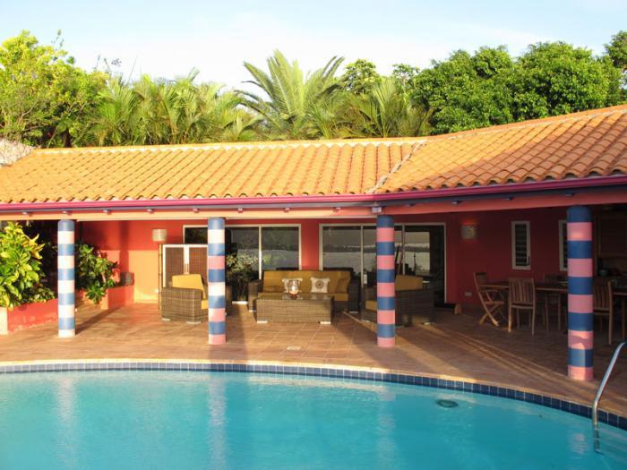- Villa Dauphin - Terres Basses - rentals