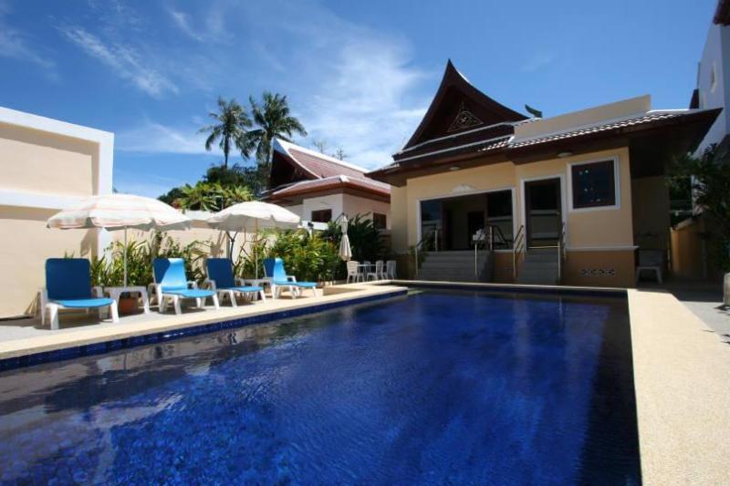 Pool area. - Majestic Villas Phuket, Villa 2. - Rawai - rentals