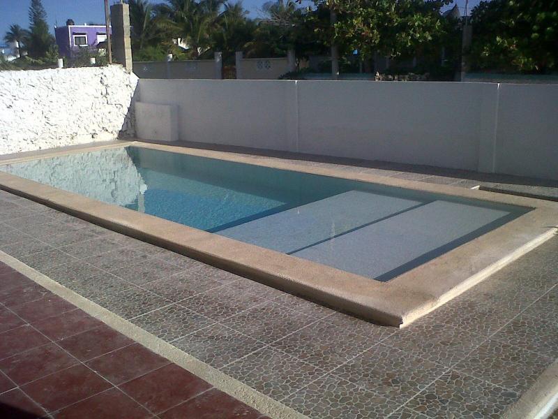 La piscine - La casa KinIk - Telchac Puerto - rentals