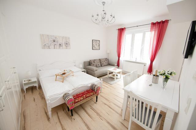 Living Room - Traditional Apartments Vienna TAV - City - Vienna - rentals