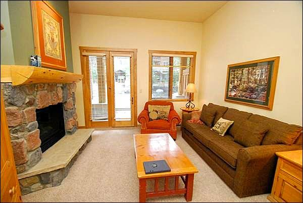 Rustic Furnishings Throughout - Located in the Heart of River Run Village - Close to Shops and Restaurants (7019) - Keystone - rentals