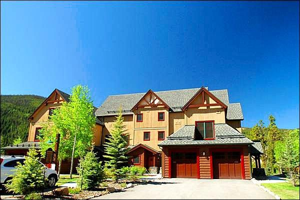 Located Just a Short Walk to the Slopes - Wonderful for Entertaining - Plenty of Amenities (7047) - Keystone - rentals