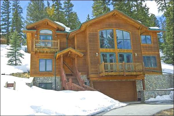 Quiet Mountain Home - Beautiful Views - Pet Friendly  (7063) - Keystone - rentals