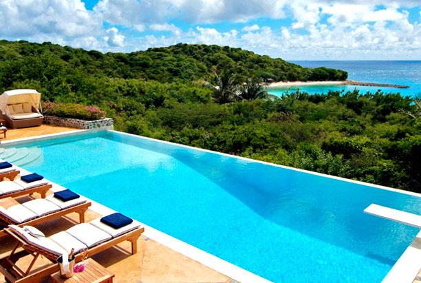 Canouan Island Villa Big Blue - Enjoy The Views Of The Caribbean Sea And The Beautiful Barrier Reef. - Image 1 - Canouan - rentals
