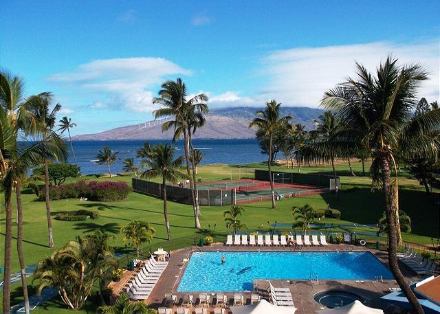 Beautiful Ocean Views! - 5th Floor ~ Great Ocean Views! - Kihei - rentals