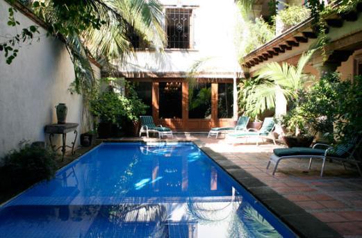 Casa Daniela A true Hacienda-style 4Brs 5BA pool - Image 1 - Sayulita - rentals