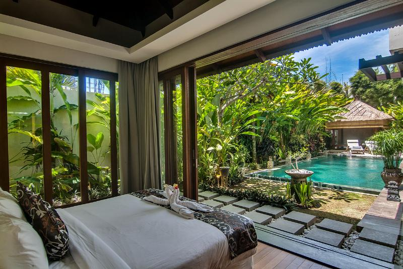 BY THE BEACH, Beautiful 4 BDR North Seminyak - Image 1 - Seminyak - rentals