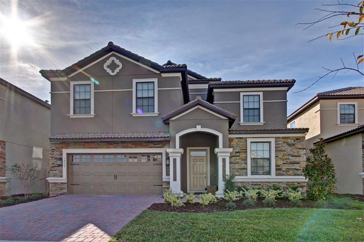 Grand opening! Luxurious 8bed/5ba golf pool house! - Image 1 - Davenport - rentals