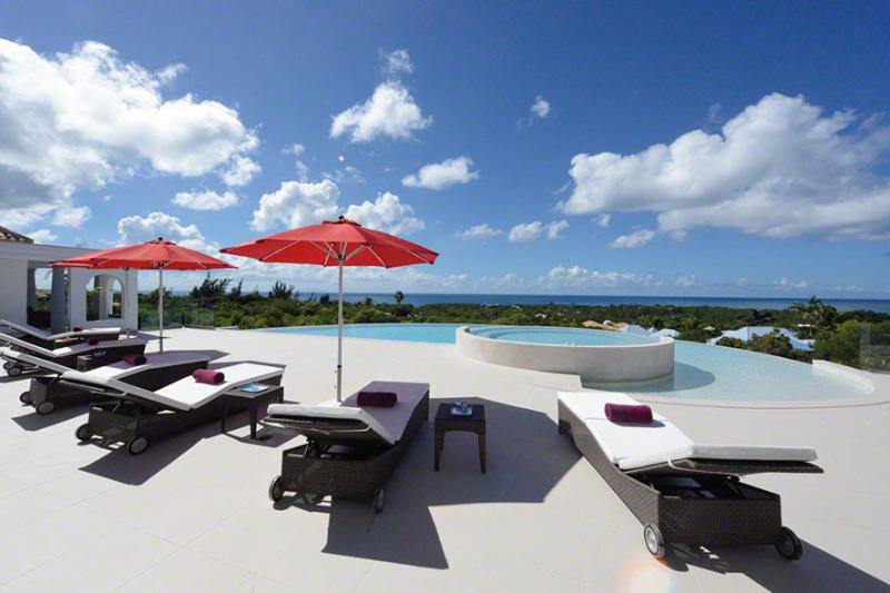 Just in Paradise at Terres Basses, Saint Maarten - Sunset and Ocean Views, Pool - Image 1 - Terres Basses - rentals