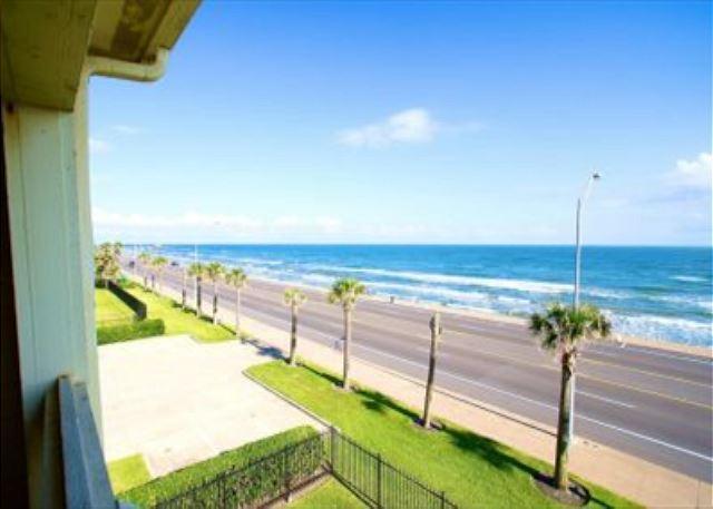 Condo with one of the best ocean views on Galveston Island! - Image 1 - Galveston - rentals
