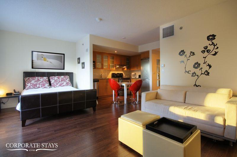 Emeraude Suite | Executive Luxury Rental | Montrea - Image 1 - Montreal - rentals