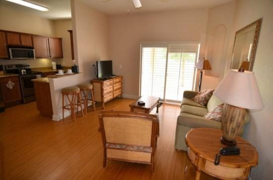 Interior View of Home - RP4T3316CA 4 BR Ideal Townhome Stylishly Furnished - Orlando - rentals