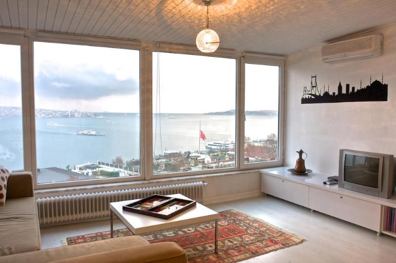TARUS BOSPHORUS APARTMENTS PENTHOUSE - Image 1 - Istanbul - rentals
