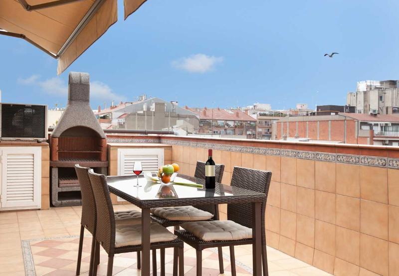 LetsGoBarcelona Sagrada Familia Penthouse - Image 1 - Barcelona - rentals