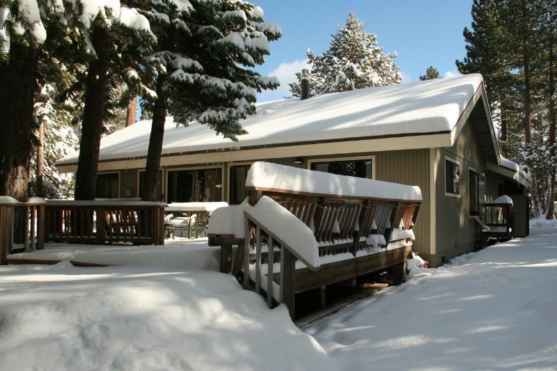 West Shore Lake Tahoe Vacation House Hot Tub/Pets - Image 1 - Tahoma - rentals