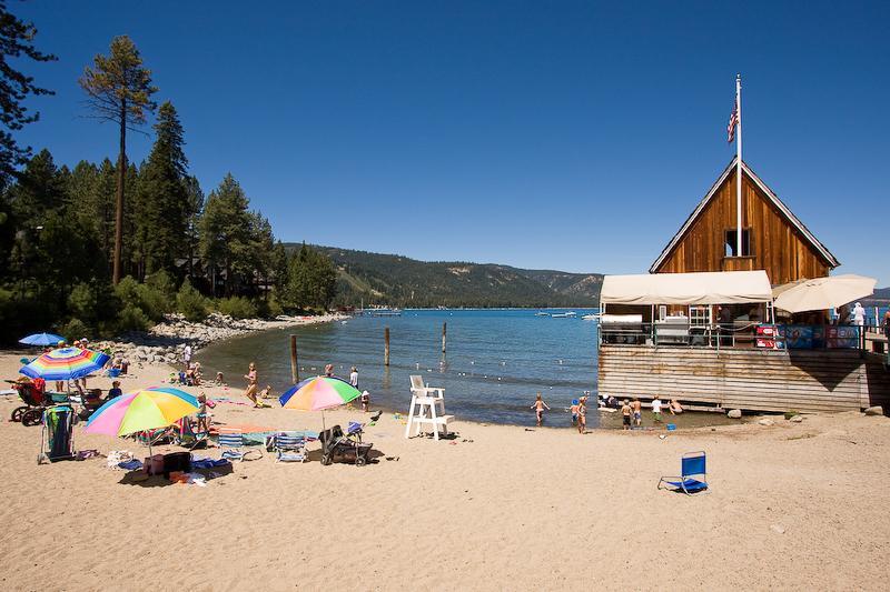 Chamberlands Beach and Pier - West Shore Lake Tahoe Chamberlands Beach, Pool 224 - Homewood - rentals