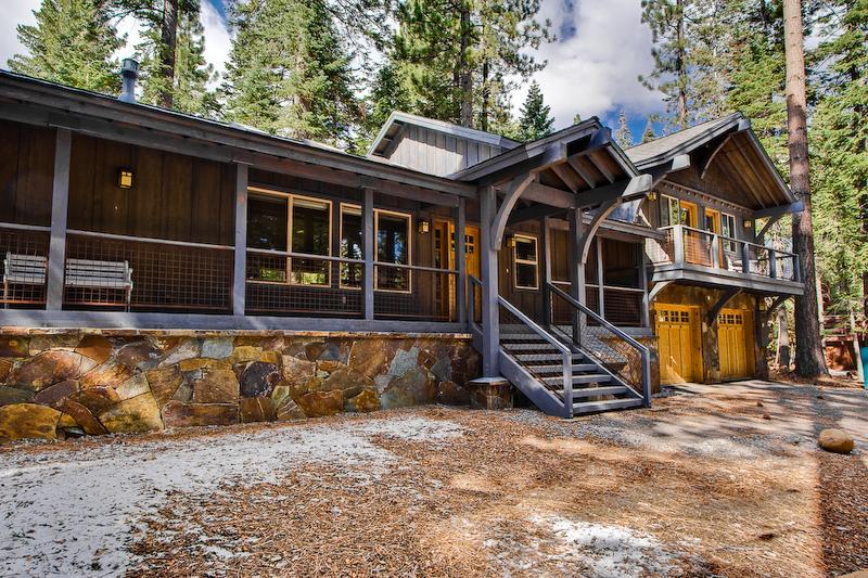Tahoe City-Holly House - Tahoe City Home-Pet-Friendly-Close to bike trails. - Homewood - rentals