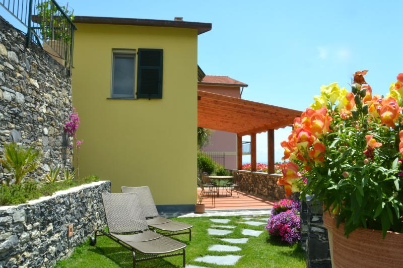 CASA LIMONI - Villa Limoni Terrace Sea View Garden 5 Terre - Leivi - rentals
