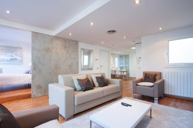 Luxury Paseo de gracia Penthouse - Image 1 - Barcelona - rentals