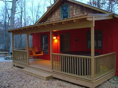 Camp Pine Knot - Image 1 - Helen - rentals