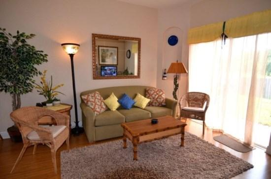 Living Area View - RP4T3244CA 4 BR Amazing Town Home Totally Furnished - Orlando - rentals