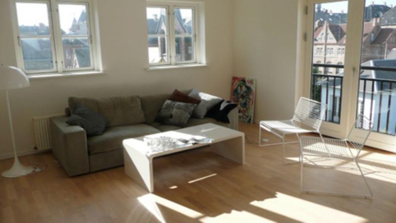 Martinsvej Apartment - Nice Copenhagen penthouse apartment at Frederiksberg - Copenhagen - rentals