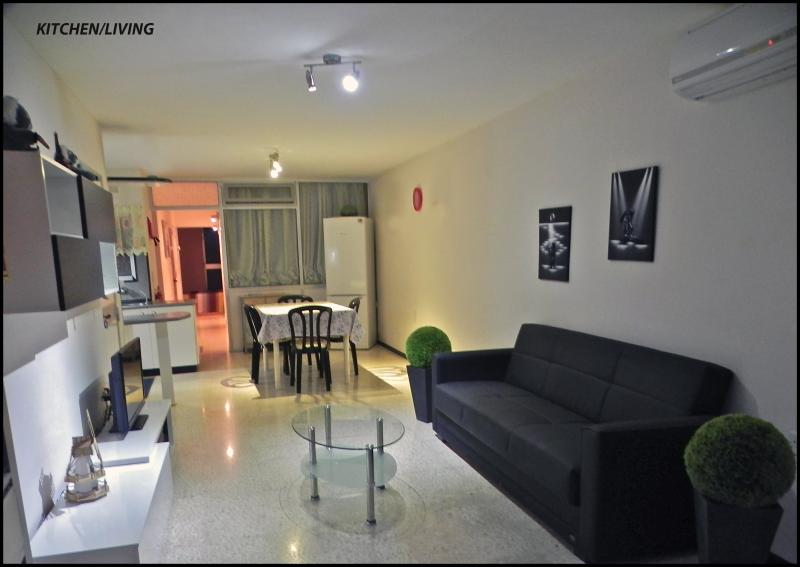 Kitchen/Living - 3. Ground Floor 2 Bed Apartment close to center! - Marsascala - rentals