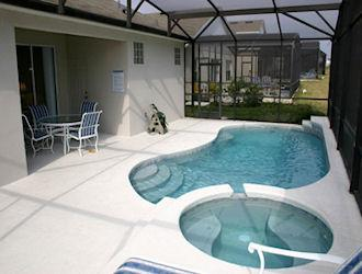 Windsor Palms Pool Home, just 3 miles from Disney - Image 1 - Kissimmee - rentals