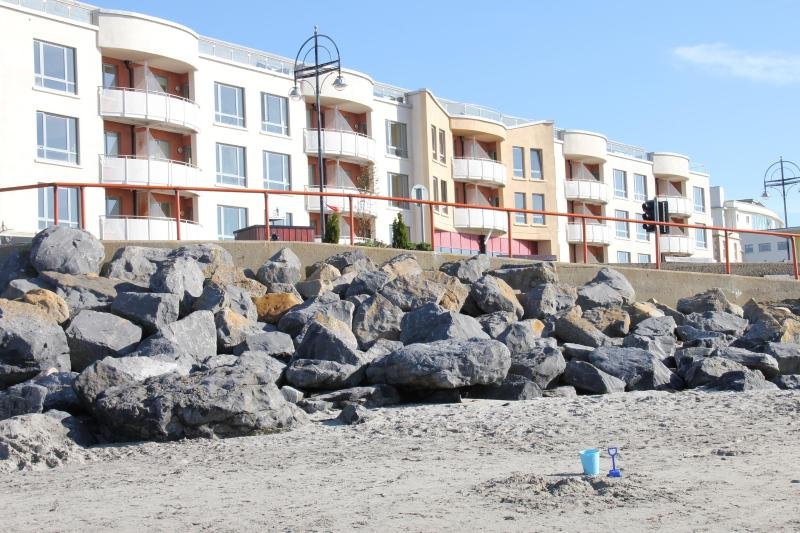 View from beach - Galway Bay Sea View Apartments - Galway - rentals