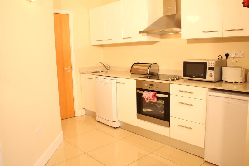 Fully fitted kitchen - Galway Bay Sea View Apartments - Galway - rentals