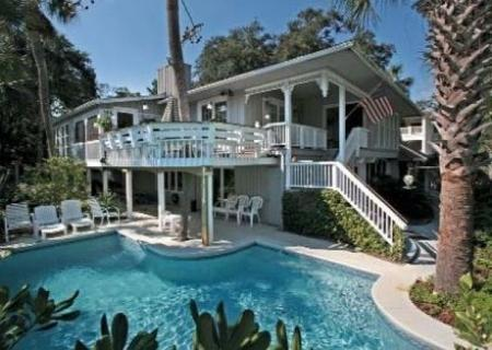 Pool View - 107 - Hilton Head - rentals