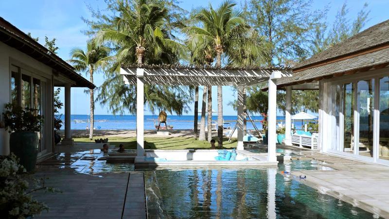 Beach front villa - Villa Mia on Chaweng beach Koh Samui - Koh Samui - rentals