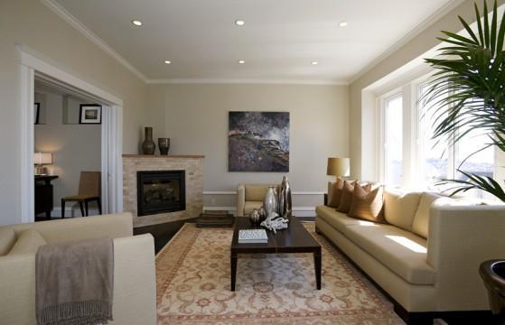 Large Formal Living Room With Big Views - Casa Tranquilio - San Francisco - rentals