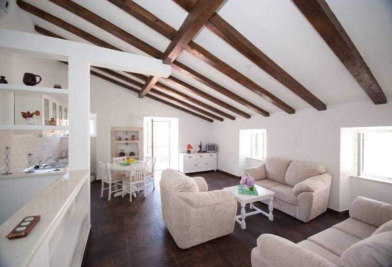 Living room - Old Town luxury condo - Dubrovnik - rentals