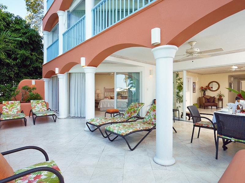 Villas on the Beach 104 - Image 1 - Holetown - rentals