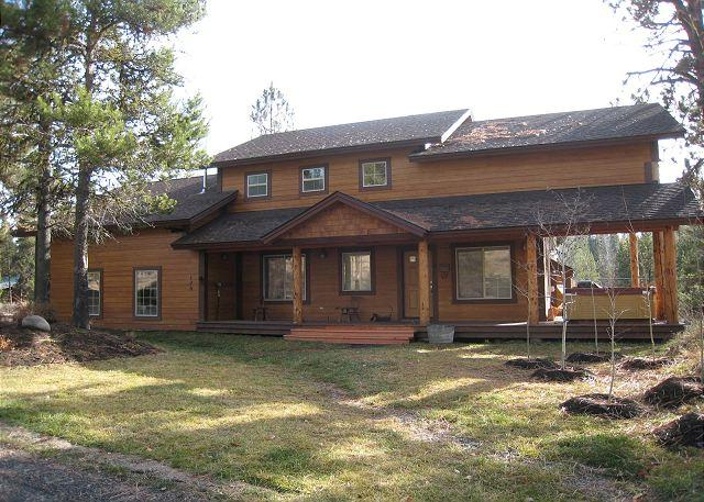 Listen to the Creek and Enjoy the Private Hot Tub! - Image 1 - McCall - rentals
