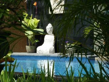 symbol of peace - Tree Frogvilla 1 Center Semiyak 5 min to beach - Seminyak - rentals