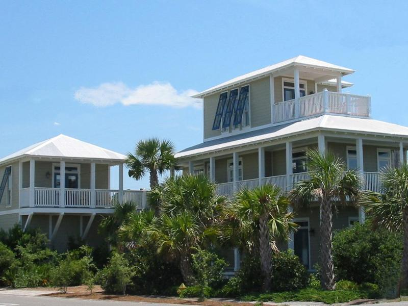 Shutters Main and Guest House - 100 yards to beach, .5 mi Seaside, Private Pool - Seagrove Beach - rentals