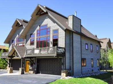 Alpine Vista ~ 4 Bedroom Townhome - Image 1 - Steamboat Springs - rentals