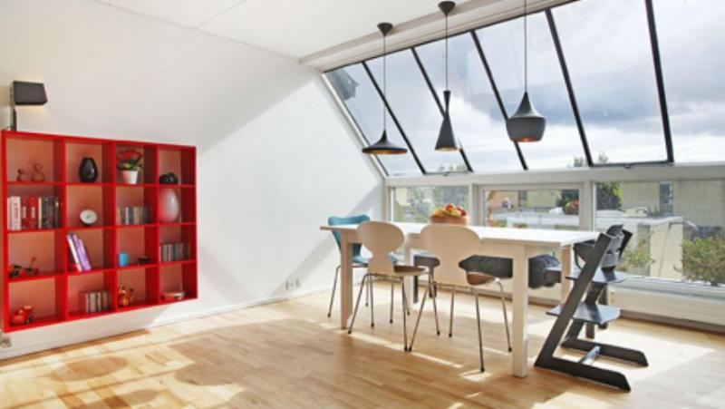 Johannes V. Jensens Alle Apartment - Beautiful Copenhagen apartment at Aalholm station - Copenhagen - rentals