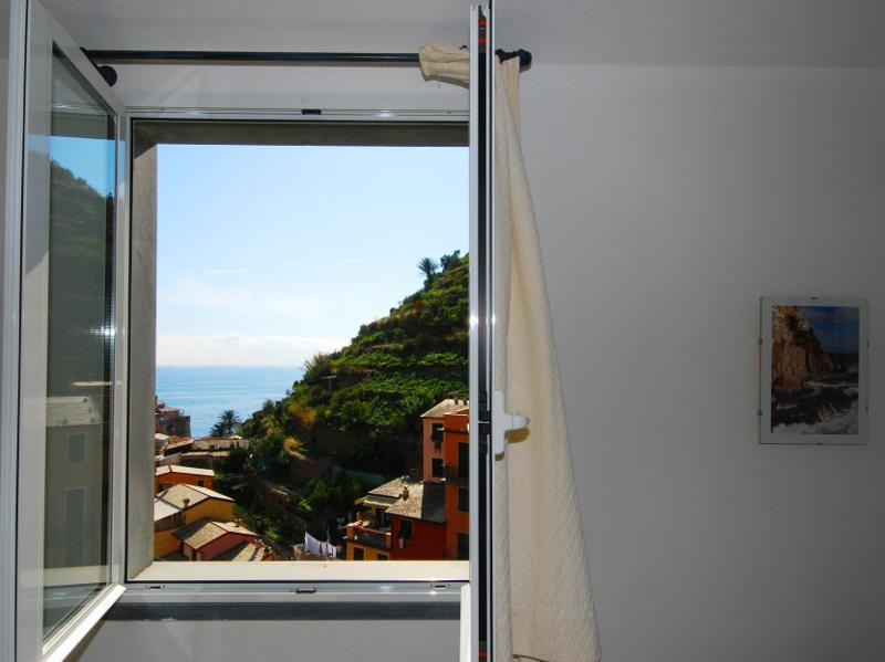 View from the bedroom - Casa Albarola - Manarola - rentals